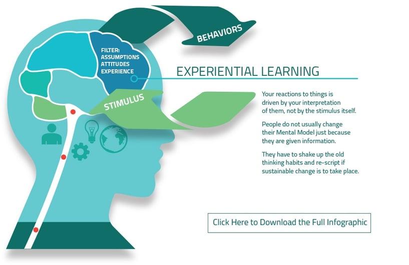 experiential behavior diagram